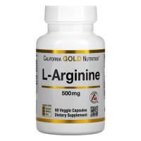 L-Arginine 500 mg 60 caps