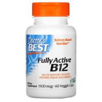 Vitamin B 12 1500 mg 60 caps