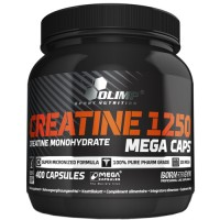 Creatine Mega Caps 1250 mg 400 caps