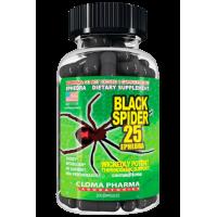 Black Spider 25 100 caps