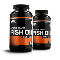 Fish Oil Softgels 100 soft-gel caps