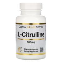 L-Citrulline 500 mg 60 caps