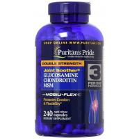 GLUCOSAMINE,CHONDROITIN & MSM 240 CAPS