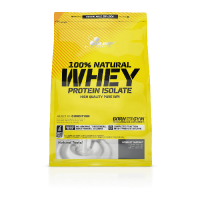 100% Natural Whey Protein Isolate 600gr