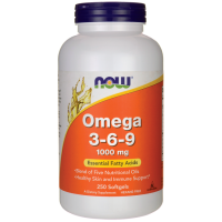 Omega-3-6-9 1000 мг 250 softgels