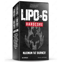 Lipo 6 Hardcore 60 caps