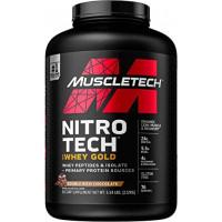 Nitro Tech 100% Whey Gold 2.51 kg